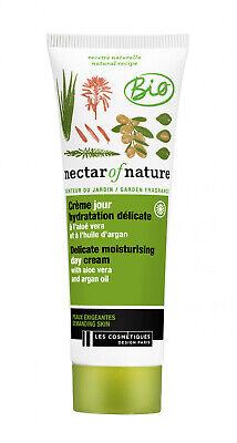 NECTAR OF NATURE Crema Día Hidratante Bio L Aloe Vera Y L...