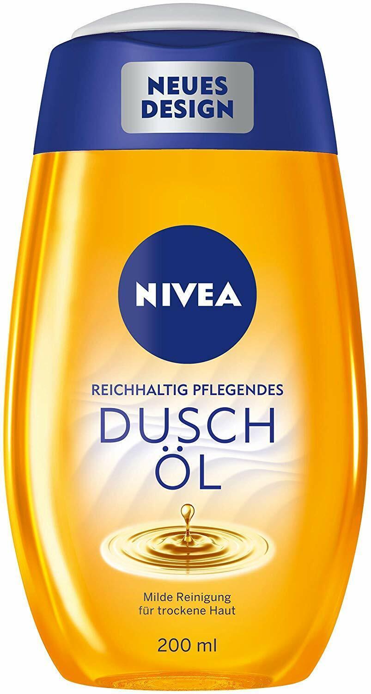 Nivea Natural Duschöl 1 x 200 ml nur 1x Versandkosten