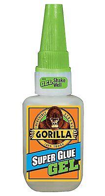 Gorilla Glue Super Glue Gel No Run Control Gel Formula 15gram