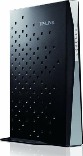 TP-LINK 802.11ac Wireless Gateway with DOCSIS 3.0 Cable Modem Black TL-R860