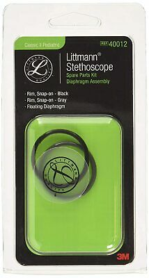 Littmann Stethoscope Spare Parts Kit40012 Classic Ii Pediatric Diaphragm-rim