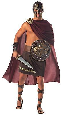 California Costumes Men's Spartan Army Warrior Gladiator Outfit Halloween Fancy ](Army Men Costumes)