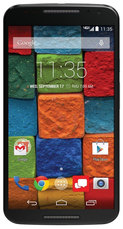 Motorola MOTO X (2nd Gen.) - 16GB - Black (Unlocked) Smartphone