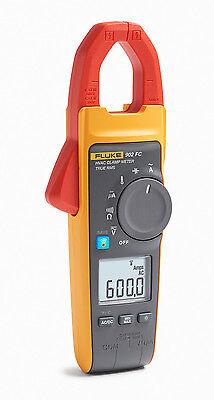 Fluke 902 Fc 600v Acdc Trms Hvac Clamp Meter With Fluke Connect 902fc