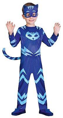 PJ Masks Catboy Kinderkostüm NEU - Jungen Karneval - Kinder Verkleiden