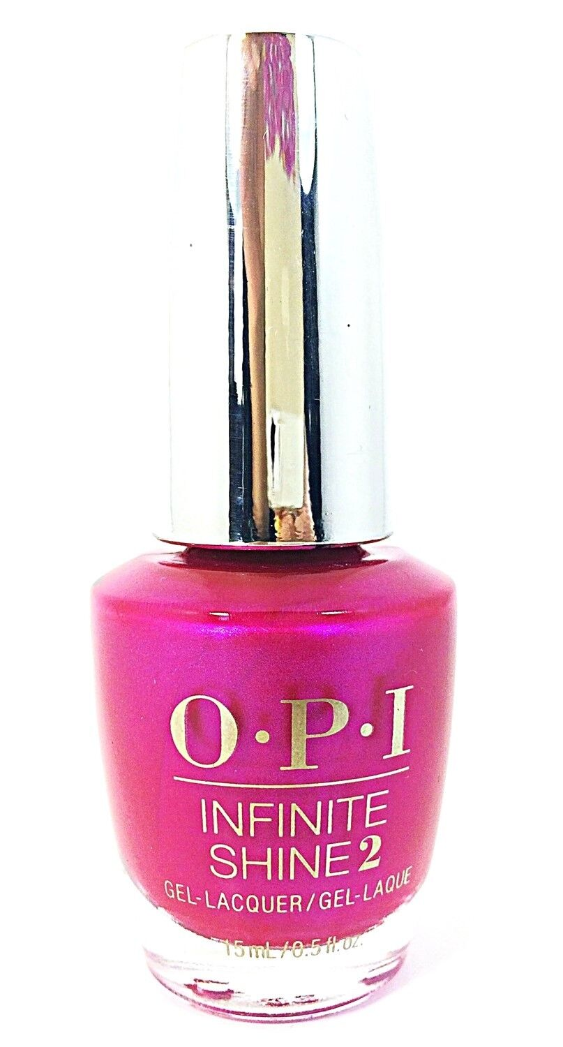Opi Infinite Shine Gel Effects Nail Lacquer Pompeii Purple Isl C09