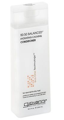 GIOVANNI COSMETICS - 50:50 Balanced Hydrating-Calming Conditioner, 8.5 fl