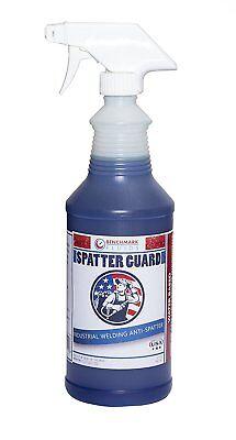Benchmark Fluids Spatter Guard Anti Spatter  Twelve 12 32 Oz Spray Bottles