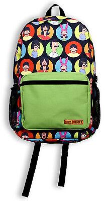 Burger Backpack (Bob's Burgers Family In Circles)