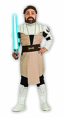 Star Wars Jedi Costume - Obi Wan Kenobi Halloween - Child - Youth Size - Obi Wan Kenobi Baby Costume