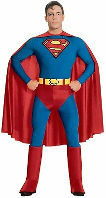 Classic Superman Adult Male Costume - Classic Superman Costume