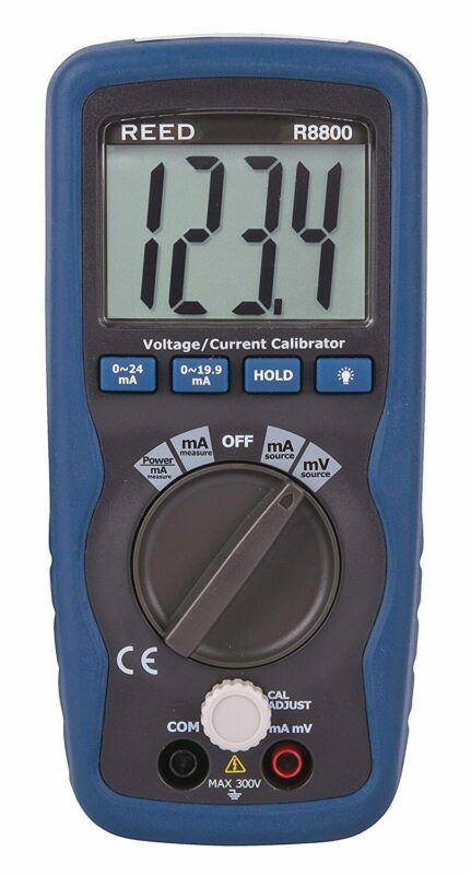 REED Instruments R8800 Voltage/Current Calibrator