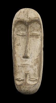 Masquette Fang Janus Mask Miniature African Gabon 17cm Art First 16791