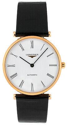 Longines La Grande Classique RG PVD Men's Watch L49081912 / L4.908.1.91.2