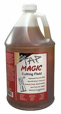 Tap Magic 10128e Fluid With Ep-xtra 1 Gallon Yellow Pack Of 2