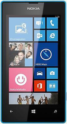 Nokia Lumia 520 Windows Smartphone 10,1 cm 4,0 Zoll 5 Megapixel Windows Phone 8