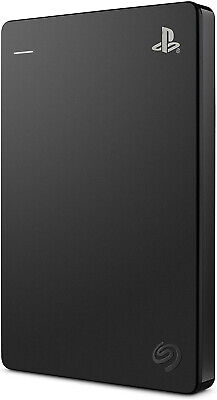 Seagate Game Drive PS4/PS5, 2 TB, tragbare externe Festplatte, 2.5 Zoll, USB 3.0