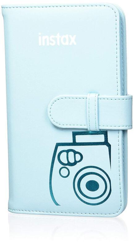 Fujifilm Instax Wallet Album Blue