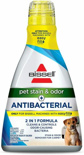 Pet Stain & Odor Plus Antibacterial 2 in 1 Carpet Formula, 1567, 40 Fl Oz