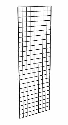 New Black Gridwall Panel 2x6 1 Panel