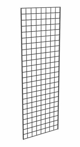 New Black Gridwall Panel 2x6 ( 1 Panel)