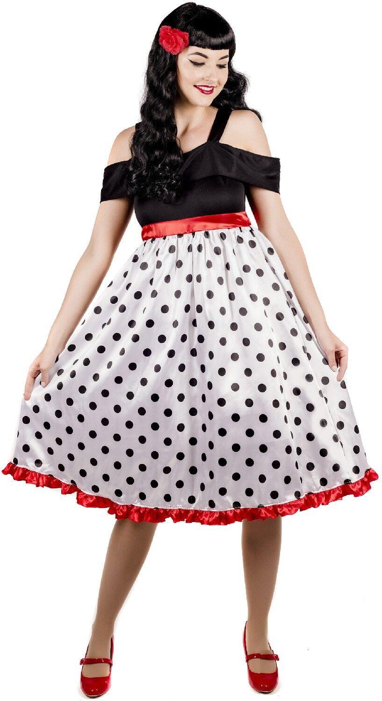 1950s Rockabilly Dress Plus Size