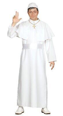 Herren Religiös Papst Katholisch Priester Religiöse Junggesellenabschied - Priester Jungen Kostüm