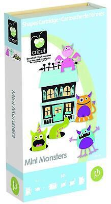 Cricut Halloween Cards (CRICUT MINI MONSTERS SHAPES CARTRIDGE HALLOWEEN, CARDS, 3-D BOXES)