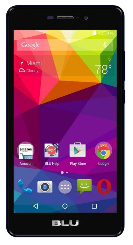 BLU Life XL L050U 8GB Unlocked GSM Dual-SIM Octa-Core Android Smartphone