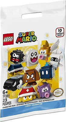 LEGO Nintendo Super Mario Blind Bag Mystery Character Pack (2020) - NEW 71361