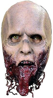 Adults Walking Dead Zombie Gory Halloween Horror Fancy Dress Costume Outfit Mask - Gory Halloween Outfits