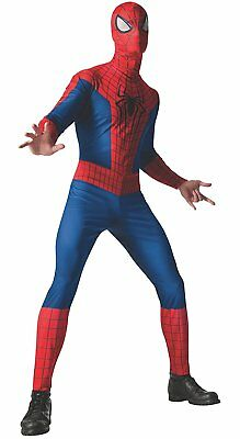 Costume Spiderman Adult Man Halloween Spider Cosplay Suit Men Zentai Homecoming