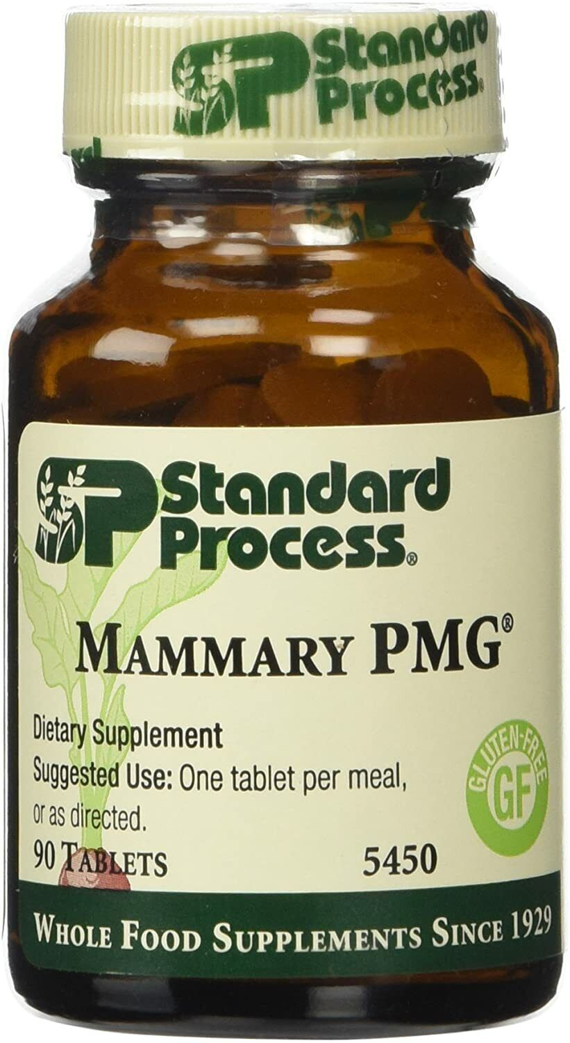 Standard Process MAMMARY PMG 90T  * Exp 09/21  * SHIPS OUT WITHIN 24 HOURS FREE!
