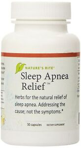 Sleep Apnea Relief Get Rid of the CPAP Natures Rite