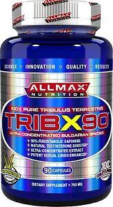 AllMax Nutrition TRIBX90 90 CAPSULES BULGARIAN TRIBULUS