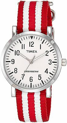 Timex OMG Analog White Dial Unisex Watch