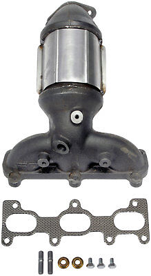 Integrated Exhaust Manifold   Cast   Includes All Hardware Dorman 674 944