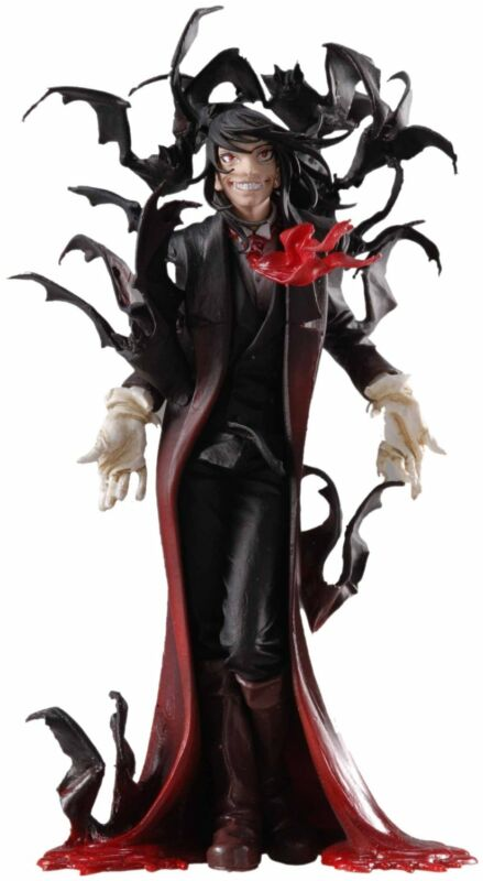 Hellsing Figure Collection Search & Destroy vol.1 Bloods & Bats Figure