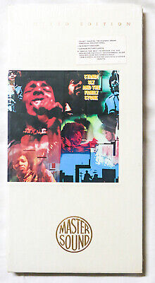 SLY & THE FAMILY STONE Stand! CD 24 KT GOLD MasterSound -