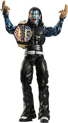 WWE Elite JEFF HARDY Action Figure Deluxe Collection