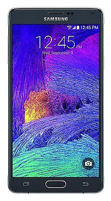 NEW Samsung Galaxy Note 4 N910A ATT 4G GSM UNLOCKED Android Phone 32GB Black