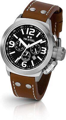 NEW TW Steel Canteen Men's Chronograph Quartz Watch - TW6