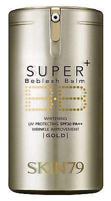 [Ship from USA] SKIN79 Gold Super Plus Beblesh Balm BB Cream 40g