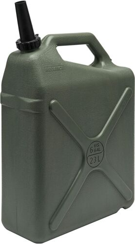 Reliance Desert Patrol 6gl Traditional Jeep Style Rigid Water Container 8580-43C