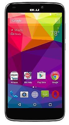 BLU Studio G Plus S510Q Unlocked GSM Quad-Core Android Phone - Black