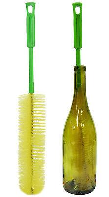 Long Bottle Brush Cleaner Creative Tube Cleaning Brush for Narrow Neck Bottles