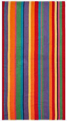 Cotton Craft - Luxury Beach Towel for Two 58x68 - Beach Blan