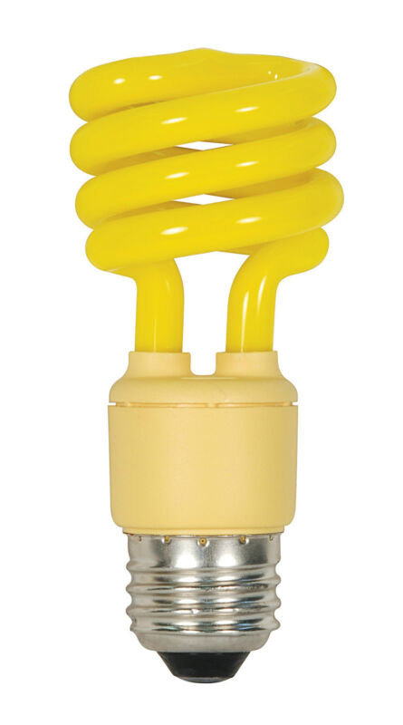 yellow bug light bulb ebay. Black Bedroom Furniture Sets. Home Design Ideas