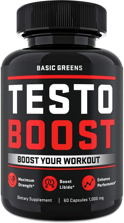 Mejor testosterona en pastillas naturales para ponerse mas fuerte con musculos
