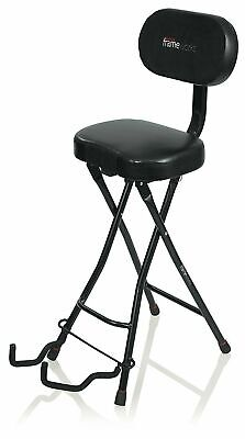 Gator Frameworks GFW-GTR-SEAT Acoustic Guitar Stand - New In Box